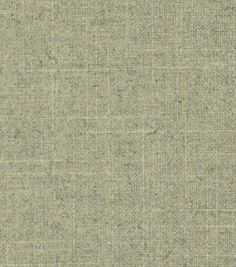 Upholstery Fabric-Robert Allen Linen Dark-Natural at Joann.com