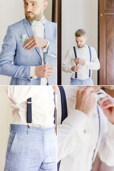 Groom Suit 2018 – 80 Trendy Groom Outfits - Mode et Beaute Blue Wedding Suit Groom, Beach Wedding Groom Attire, Casual Groom Attire, Blue Wedding Gowns, Casual Grooms, Groomsmen Outfits, Mens Attire, Groom Outfit, Wedding Men