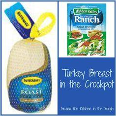 Turkey Breast in the crock pot