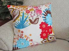 Throw Pillow Cover Decorative Pillow Cover by asmushomeinteriors, $24.95