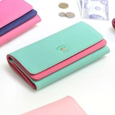 Buy 'iswas – 'With Alice' Series Wallet' with Free International Shipping at YesStyle.com. Browse and shop for thousands of Asian fashion items from South Korea and more!