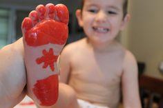10 kid-friendly patriotic craft ideas for Canada day!