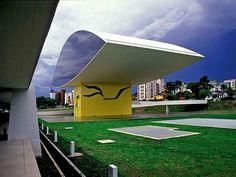 Museu  Oscar Niemeyer _ Museu do Olho