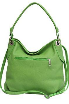 AMBRA Moda Sac à main femme Sac à bandoulière sac à bandoulière sac fourre-tout cuir véritable GL012