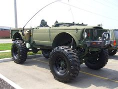 M715 Extreme Willys Wagons and Trucks - Page 7 - Pirate4x4.Com : 4x4 and Off-Road Forum