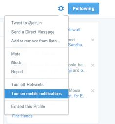 Dont any #edtech tweet from @etr_in?   Turn on your mobile notifications. #education #edtech #educators #edchat http://ift.tt/1SvMGwW