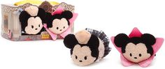Mickey and Minnie Mouse Los Angeles Themed Tsum Tsum Box Set