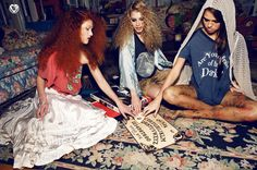 """Wildfox Fall 2010 """"It's Witchcraft,"""" """"Are You Afraid of the Dark"""" tee"""