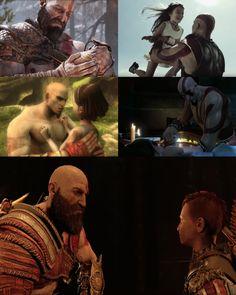Video Game Memes, Video Games, God Of War Game, God Of War Series, Kratos God Of War, Bald Man, Child Of Light, Saga, Gaming Memes