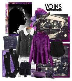 """Back To Past with Yoins"" by carola-corana ❤ liked on Polyvore featuring mode, Torre & Tagus, women's clothing, women's fashion, women, female, woman, misses, juniors et yoins"