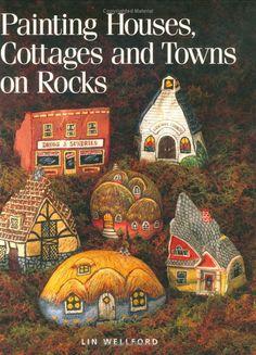 Со временем все появится - Книги про рисование на камнях. Lin Wellford