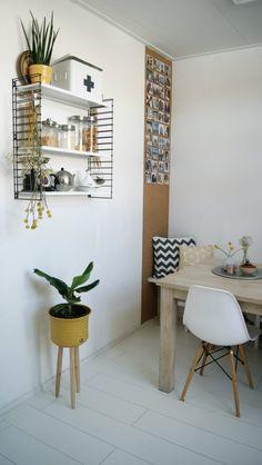 Kurk wand inspiratie Siefshome Corporate Office Design, Office Interior Design, Interior Walls, Home Office Decor, Home Decor, Corporate Business, Girls Room Wall Decor, Diy Room Decor, Living Room Flooring