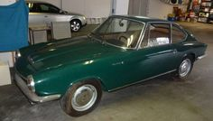 Well Stored: 1967 Glas 1700 GT - http://barnfinds.com/well-stored-1967-glas-1700-gt/