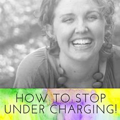 How to stop under charging! http://leoniedawson.com/how-to-stop-under-charging/