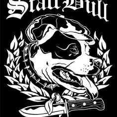work for new project #dog #staffbull #illustration #art #artwork #blackandwhite #darkartists #hraphic #design #vector #tattoo #ink #inked #dogtattoo #dogillustration #bullies #nocrimeforbullies #trad #traditional #oldschool #oldshoolhardcore #passion
