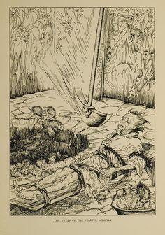 Arthur Rackham. Tales of mystery and imagination.