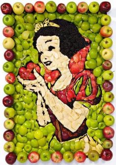 Food Art: http://myhoneysplace.com/more-food-art-pictures/
