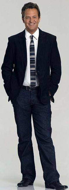 Matthew Perry as Chandler Muriel Bing
