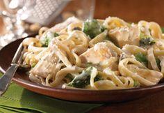 Tops Friendly Markets - Recipe: Chicken and Broccoli Alfredo