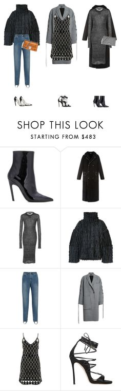 """""""Untitled #246"""" by qazx ❤ liked on Polyvore featuring Balenciaga, Isabel Marant, Y/Project, E L L E R Y, David Koma, Dsquared2 and ESPRIT"""