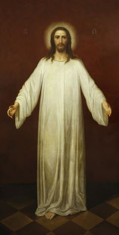 Pictures Of Jesus Christ, Religious Pictures, Jesus Painting, Jesus Art, In Christ Alone, Catholic Art, Religious Art, Jesus Is Lord, Christian Art