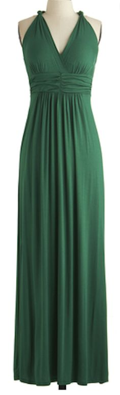 emerald maxi dress  http://rstyle.me/n/m6482pdpe