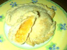 Empanadas rellenas de camote (batata)