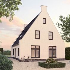 Kleine Kaap C - Lighthouse Living Plans, Lighthouse, Exterior, Houses, Cabin, Studio, Nice, House Styles, Projects