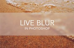 Live Blur is a free PSD template for creating a blur style like the new iOS7 one. Created by Kyle Adams.