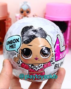 """bbe665fb874b44 Play Toys Club on Instagram  """"Happy Valentine s Day! 💝 We are IN LOVE with   lolsurprise Dolls and here is another unboxing video to show some love!"""