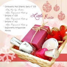 [Centro estetico Je m'Aime] IDEE REGALO Natale 2014. Little Rose. //search--> #beauty #christmas #gift #parma// *Facebook: www.facebook.com/JemAimeParma