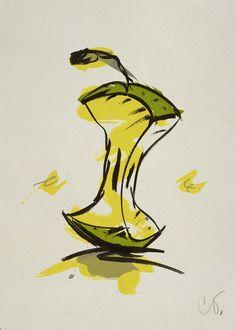 Claes Oldenburg. Crunch!