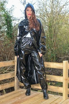 Elasticated overtrousers