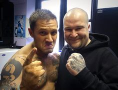Tom Hardy rulezzzzzzzzz!