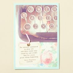 Karen Kingsbury - Encouragement - Your Story Matters - 6 Premium Cards…seriously love these cards!