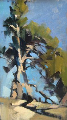 Por amor al arte: Maggie Siner Landscape Plane, Pastel Landscape, Landscape Drawings, Fantasy Landscape, Landscape Art, Landscape Paintings, Landscapes, Impressionist Landscape, Expressive Art