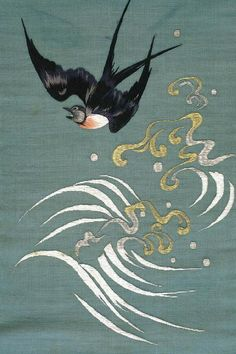 白露/hakuro  玄鳥去(つばめ さる/tsubame saru)Autumn has come. Swallows have gone away.