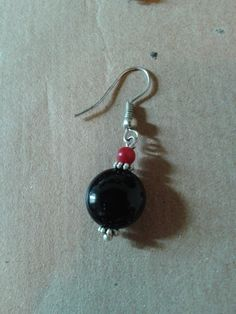 simple black Pendant Necklace, Drop Earrings, Simple, Black, Jewelry, Jewlery, Black People, Jewerly, Schmuck