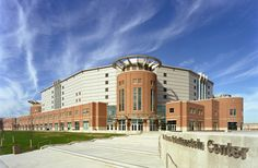 Schottenstein Center at Ohio State University - Home of OSU MBB, WBB & MIH