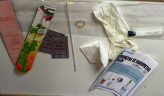 Montessorı Ev Okulu : Termometre Yapıyoruz ( Homemade Thermometer )