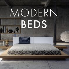 YLiving offers a wide array of luxurious modern bedroom furniture that will guarantee a good night's sleep.