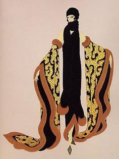 The magic of Erté
