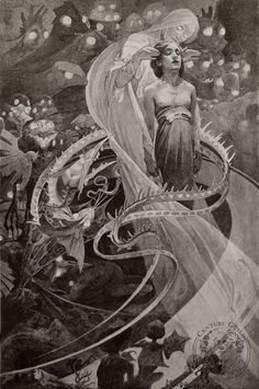 MUCHA: Lead Us Not Into Temptation But Deliver Us From Evil