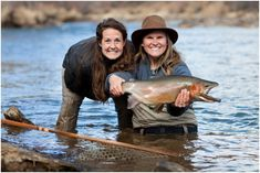 Animas River Fly Fishing I Rainbow Trout I Durango Wedding Photographer I Ginger Moose Photography