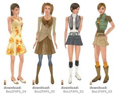 Sims 1, Mac, Summer Dresses, Outfits, Fashion, Moda, Suits, Summer Sundresses, Fashion Styles