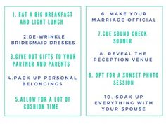 Pop the champagne, you're getting married! Here are just a few things to consider for your most memorable day ever! Don't forget to enjoy your moment! Let us help you make that perfect day, perfect together! Splash on over to our website for more information at waveformevents.com! #weddings