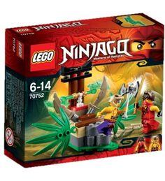 Lego 70752 Viidakkoansa | Karkkainen.com verkkokauppa