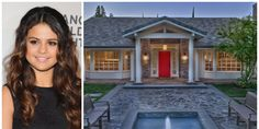 Iggy Azalea & Nick Young Are Selling The House They Bought From Selena Gomez+ Celebrity Homes For Sale, Celebrity Houses, Celebrity Mansions, Luxury Mansions, Mega Mansions, Luxury Homes, Selena Gomez House, Selena Gomez Images, Vogue Home