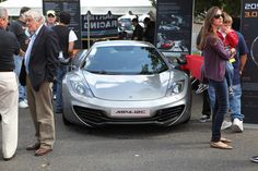 McLaren - Alpine Concours 2011 - Photo Courtesy Innocenzo Jimmy Ciorra Photography