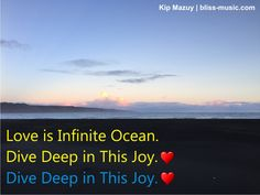 Kundalini meditation music emits that actual vibration of deep meditation and bliss. These are the only meditation CDs that transmit kundalini shakti. Kundalini Meditation, Deep Meditation, Meditation Music, Spiritual Awakening, Infinite, Diving, Spirituality, Ocean, Joy